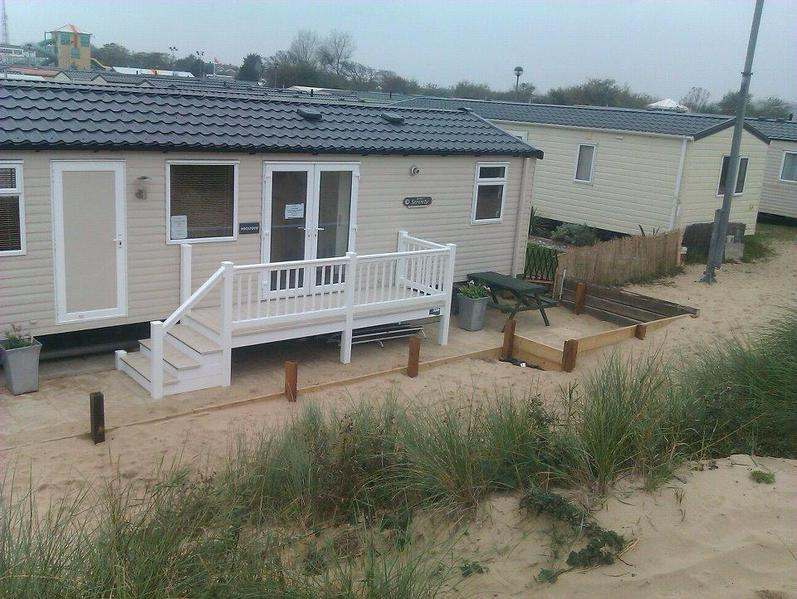 Elegant Havens Caister On Sea Holiday Park Great Yarmouth  RentMyCaravancom