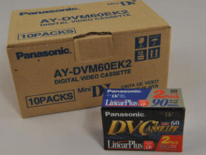 Panasonic DVC 60min (AY-DVM60EK2)