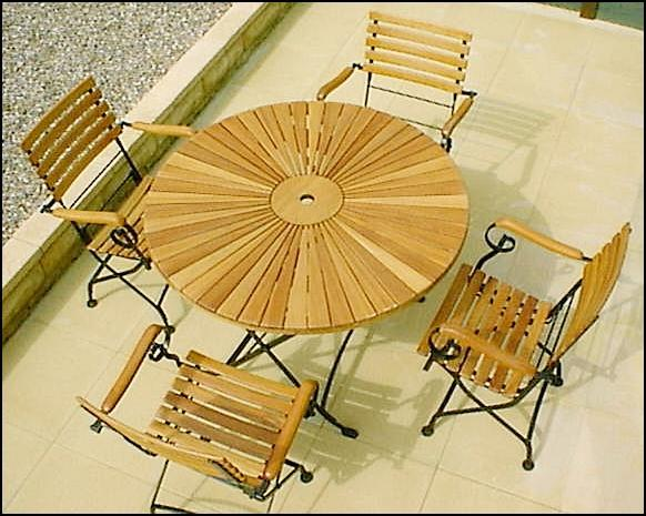Kewdos Quality Teak Wood Garden Furniture Patio Set In Bath Expired Friday Ad