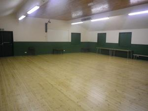 Scout Hall for Hire