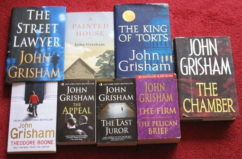 a report on john grishams book the firm