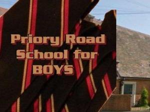 Priory Road School, Hastings.