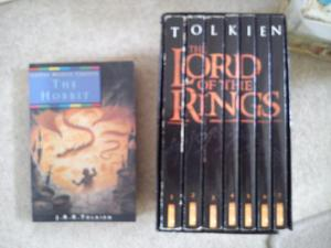 Lord of the rings box set 6 books