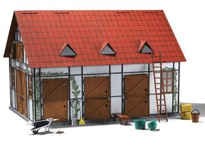 GeeGees Grand Stable Playset