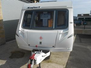Abbey Safari 460 2 berth Ready for your perfect holiday in a caravan made for two!!