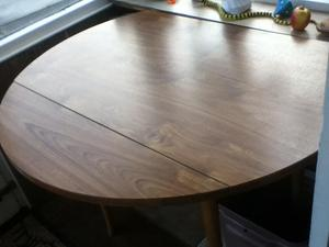 Dinette dining table
