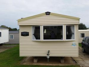 ABI HORIZON STATIC CARAVAN FOR RENT AT HAVEN PRIMROSE VALLEY