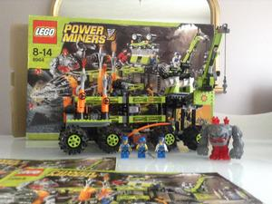 LEGO POWER MINERS - 5 SETS