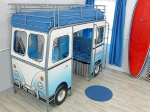 Campervan High Sleeper Cabin Bed in Hove