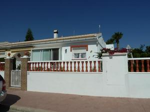 beautiful spanish semi-detached villa