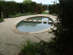 Pond design, construction & maintenance, water gardens and aquatic features