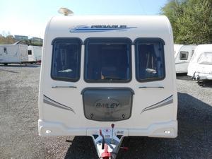 2009 Bailey Pegasus 534 4 berth