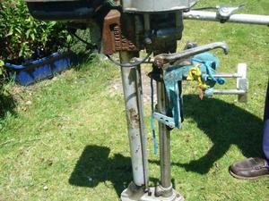 Seagull Outboard, 2 stoke, 4hp