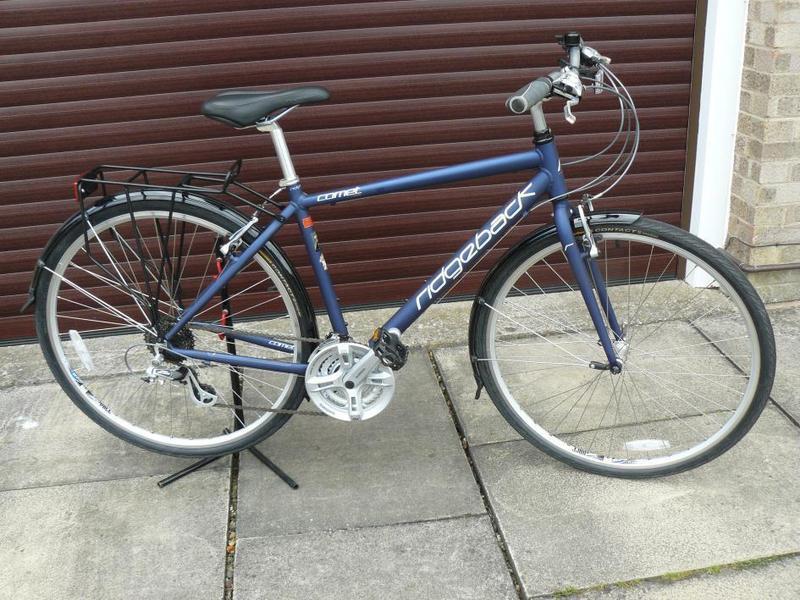 Ridgeback Comet Rapide Gents Bicycle In Beverley Expired