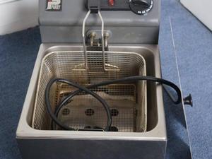 Parry Single Electric Fryer 2000