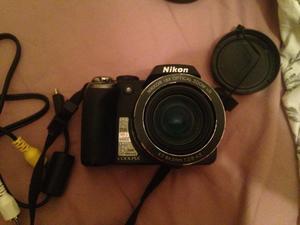 Nikon COOLPIX P80 10.1 MP Digital Camera - In very good Condition