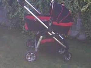 I Candy Cherry Complete Travel System