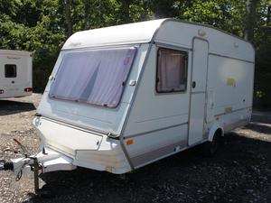 Abi 1993 4 Berth Caravan