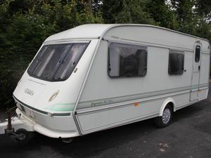 Elddis Jetstream 4 Berth Caravan