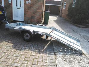 trailer made for single seat golf buggy ,Can be used for eny trailer need
