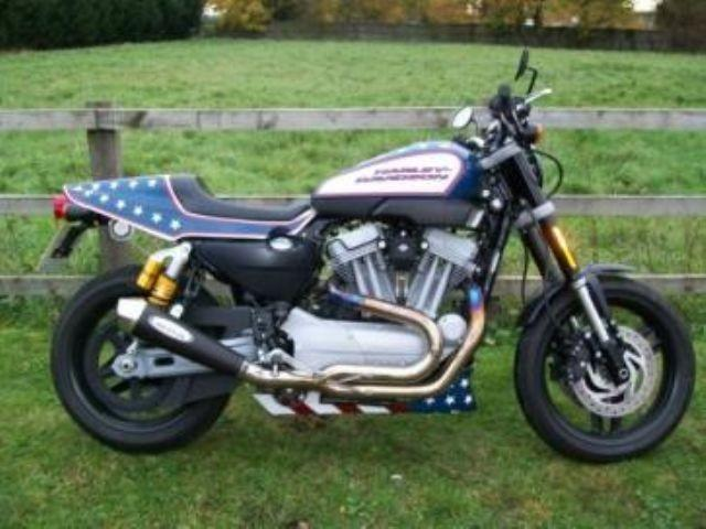 1999 Harley Davidson Sportster Evel Knievel Tribute: Do I Want A Buell XB12S Or Harley-Davidson XR1200