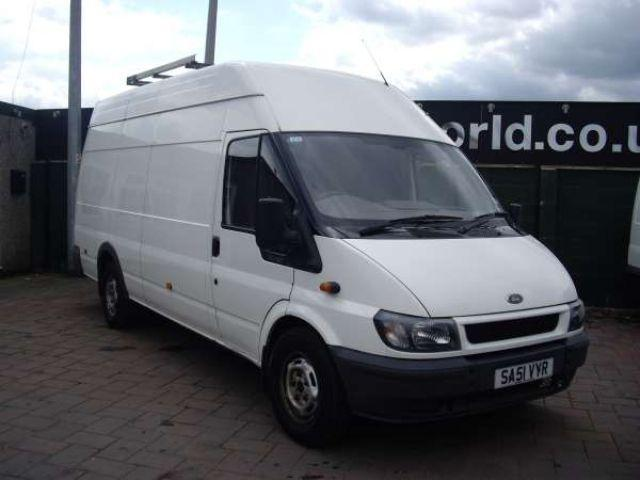 Ford Transit 2001 In Sheffield Friday Ad