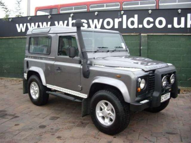 Land Rover Defender 2008 in Sheffield | Friday-Ad