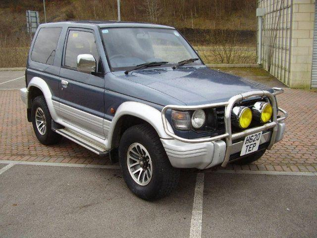 mitsubishi montero diesel 2.5