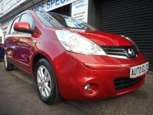 Nissan Note 2009