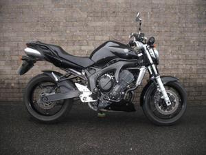 Yamaha Fazer 2007