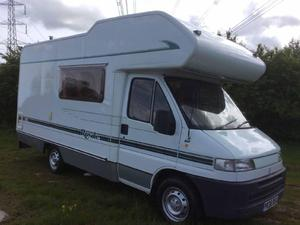 Fiat Ducato Swift Royale 6 berth motorhome 2.5 diesel