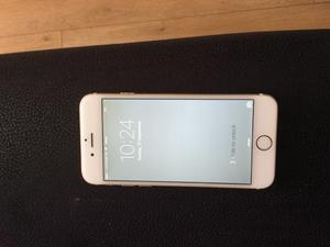 iPhone 6 unlocked gold £340