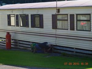 35 x 10Ft 2001 Willerby Beaumaris 6 - 8 birth Caravan For Sale.