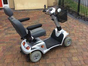 Strider  Dual  Speed  Mobility  Scooter