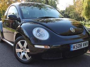 Volkswagen Beetle 2008