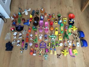 Job lot mcdonalds toys rare 1990 - 2000
