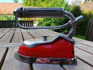 Vintage Gas Iron