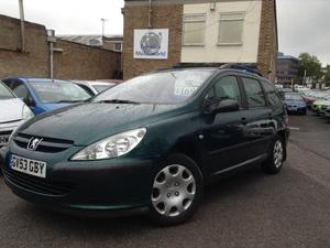 Used Peugeot 307 Cars for Sale in Leatherhead | Friday-Ad