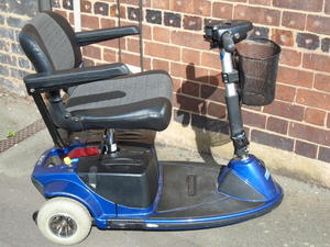 Pride Revo 3 Mobility Scooter