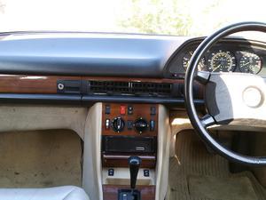 Mercedes 420_sel 1987