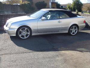 Mercedes Clk 1999