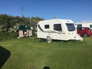 2011 Bailey Orion 400 2 berth