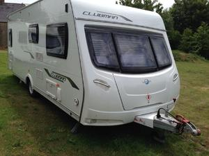 2010 Lunar Clubman SE 4 Berth Great Condition