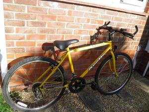 Man's Apollo Bicycle
