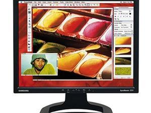 "21"" LCD Flat Panel Computer Monitor"