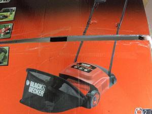 Black and decker lawn raker/scarifier
