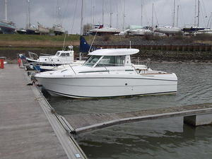 Jeannueau MERRY FISHER 695 E115HP Turbo Diesel