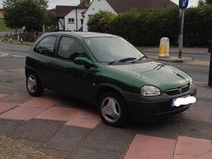 Vauxhall Corsa 1.2 R reg