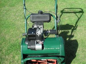Atco Balmoral 14SE Electric start, lawn mower.