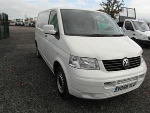 Volkswagen Transporter T28 2008
